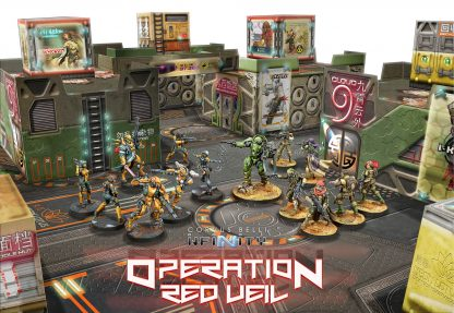 Operation Red Veil