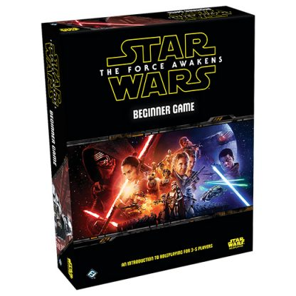 Star Wars: The Force Awakens Beginner Game Box
