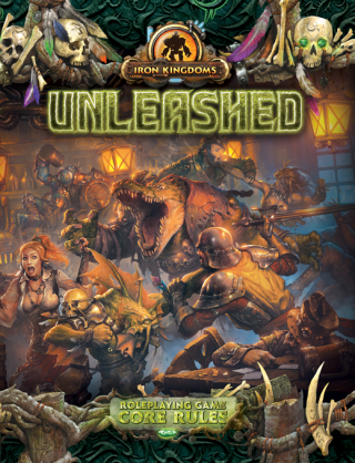 Iron Kingdoms Unleashed Core Rulebook