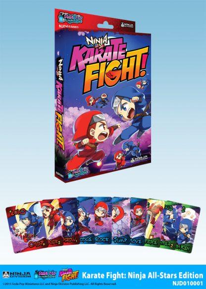 Karate Fight: Ninja All-Stars Edition