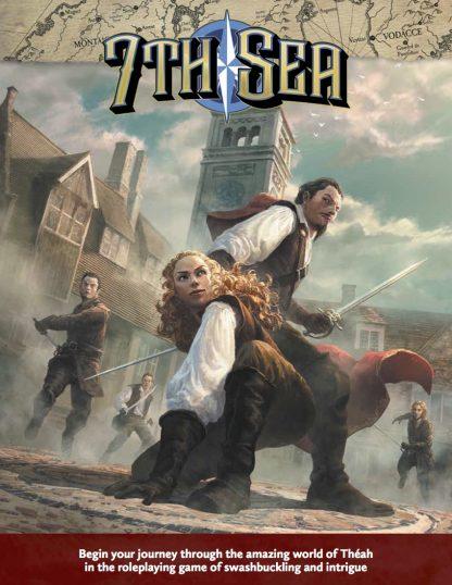 7th Sea: Second Edition