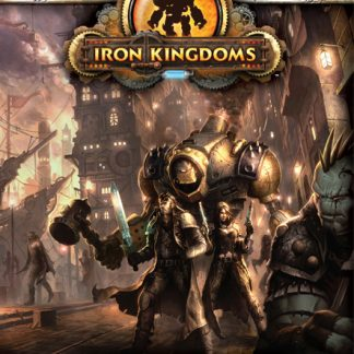 Iron Kingdoms Core Rulebook