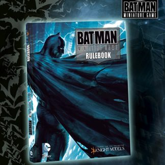 Batman Rulebook for Batman Miniature Game