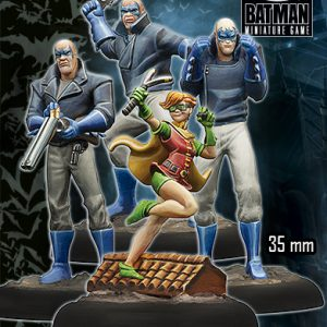 Carrie Kelley & Sons of Batman