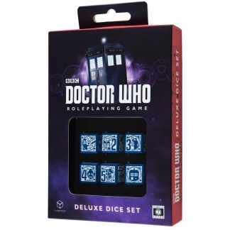 Doctor Who RPG Deluxe Dice Set