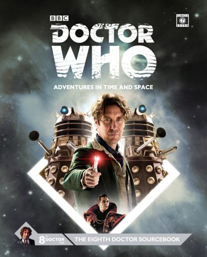 The Eighth Doctor Sourcebook