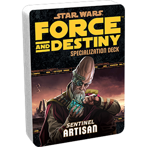 Artisan Specialisation Deck for Sentinels