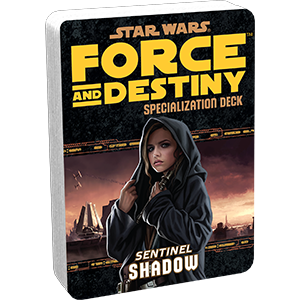 Shadow Specialisation Deck for Sentinels