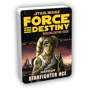 Starfighter Ace Specialisation Deck for Warriors