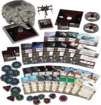 Heroes of the Resistance Expansion Pack Contents