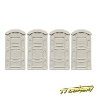 Portable Toilets Set (4)