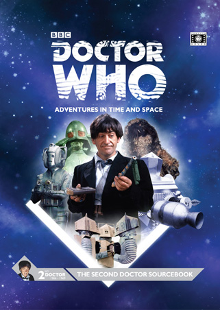 The Second Doctor Sourcebook