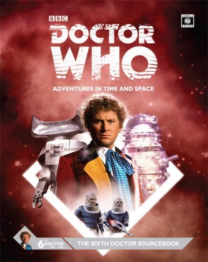 The Sixth Doctor Sourcebook