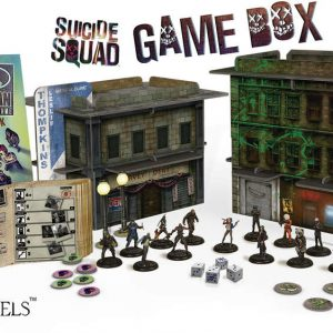 Suicide Squad Game Box (English)