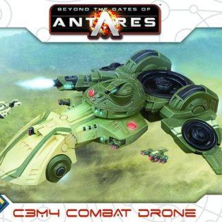 C3M4 Combat Drone