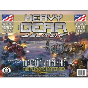 Heavy Gear Blitz! Two Player Starter Box