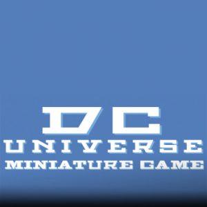 DC Universe Miniature Game