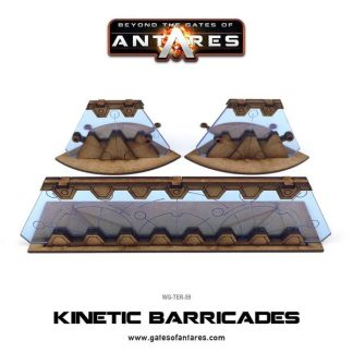 Kinetic Barricades