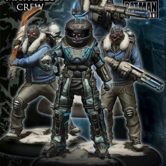 Mr Freeze Crew