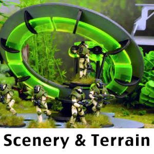Scenery and Terrain