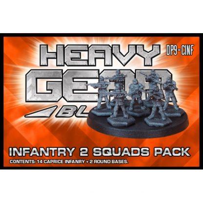 Caprice Infantry (2 Squads)