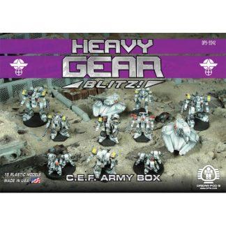 CEF Army Box