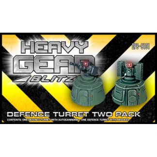 Defence Turret Two Pack