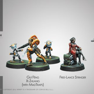 Dire Foes Mission Pack 6: Defiant Truth (Yu Jing vs Haqqislam) Leila Sharif, Xi Zhuang, Freelance Stringer