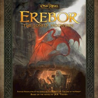 Erebor – The Lonely Mountain