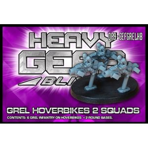 GREL Hoverbikes Pack (2 Squads)