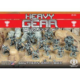 Southern Army Box