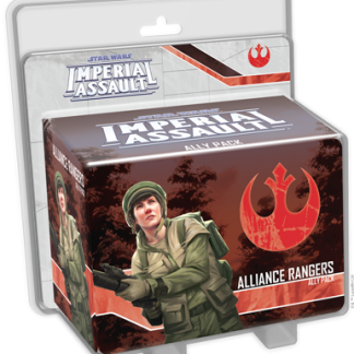 Alliance Rangers Ally Pack
