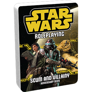 Scum and Villainy Adversary Deck