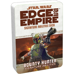 Bounty Hunter Signature Abilities Deck