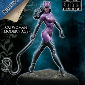 Catwoman (Modern Age) - Multiverse