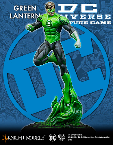 Green Lantern - Full Length Picture