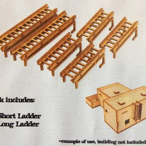 Hanging Ladder Pack