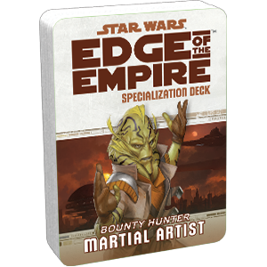 Martial Artist Specialisation Deck