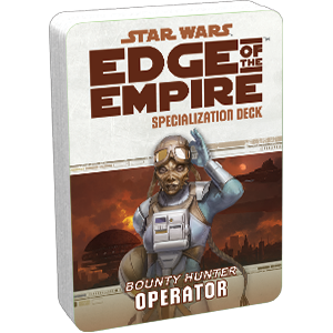 Operator Specialisation Deck for Bounty Hunters