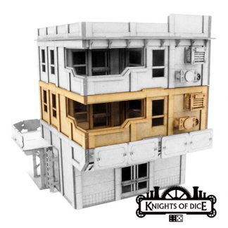 Otomo Apartments Additional Floor