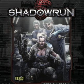 Shadowrun Core Rulebook (Master Index Edition)