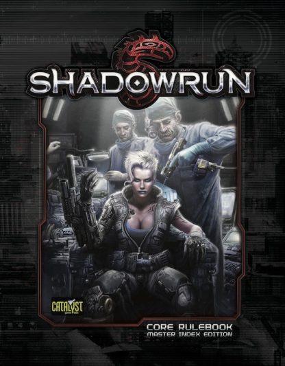 Shadowrun Core Rulebook (Master Index Edition)