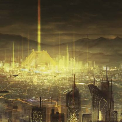 Shadowrun Fifth Edition Gamemaster Screen