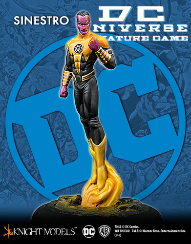 Sinestro - Full Length Picture