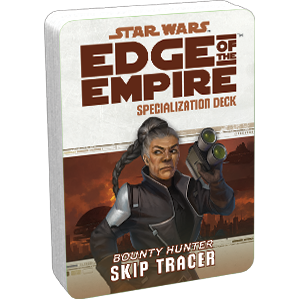 Skip Tracer Specialization Deck for Bounty Hunters