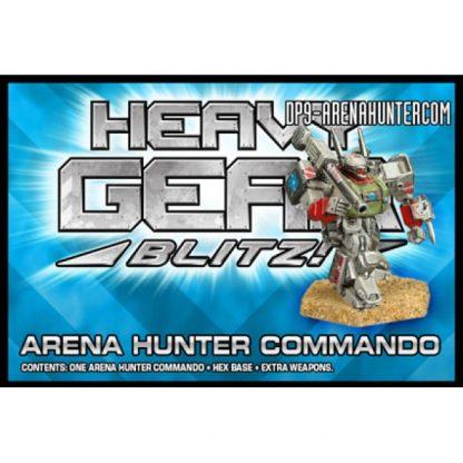 Arena Hunter Commando