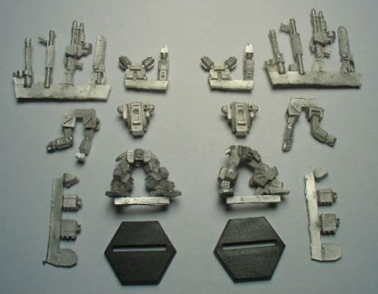 Eagle Trooper Two Pack Contents