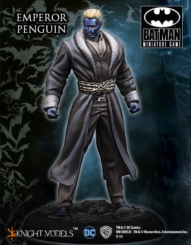 Emperor Penguin (Ignatius Ogilvy)