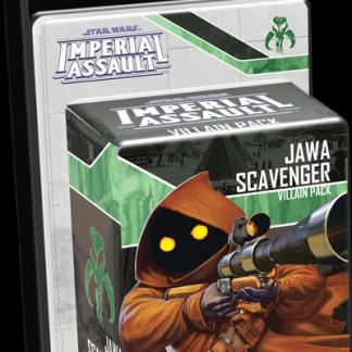 Jawa Scavenger Villain Pack
