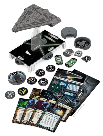 Imperial Light Carrier Expansion Pack Contents